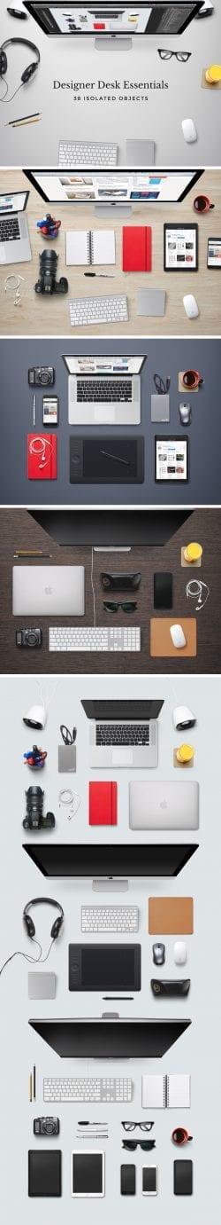 Asset   Designer Desk Essentials