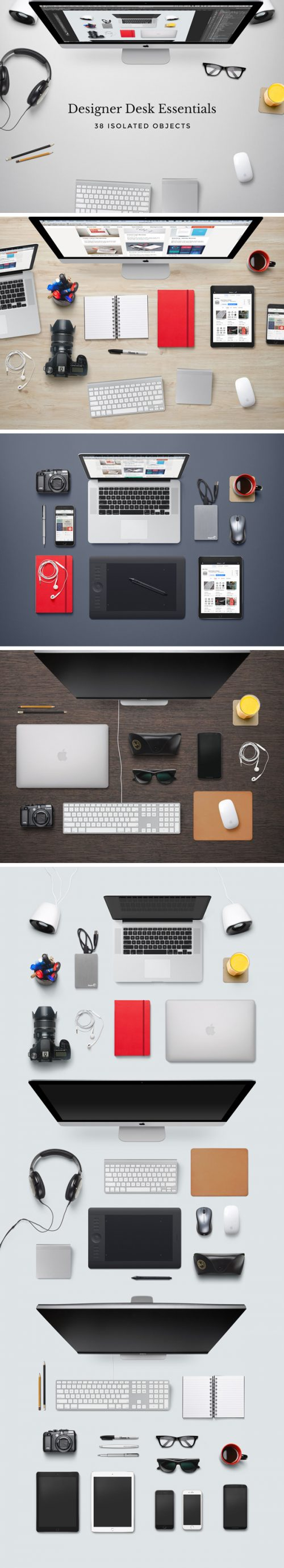 Asset | Designer Desk Essentials