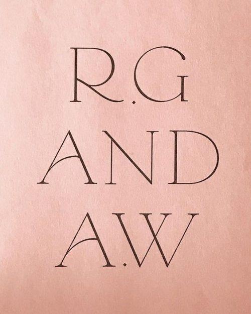 Elegant Typeface