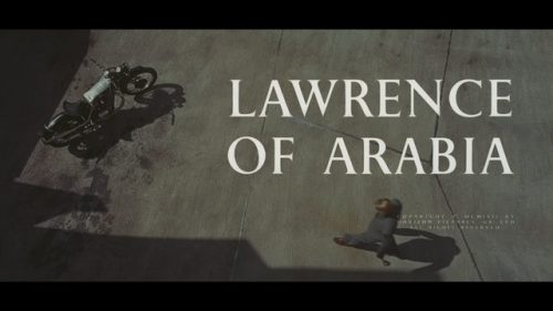Lawrence of Arabia (1962) Title Card