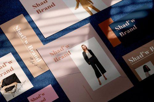 Shadow Brand – Paper Mockups