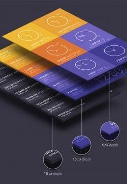 Asset   Isometric Perspective MockUp