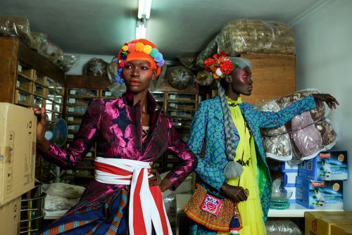 Ingrid Irsigler – Stunning and Vibrant Photography from #AfroAsia Market Day @afi sa Fashi ...