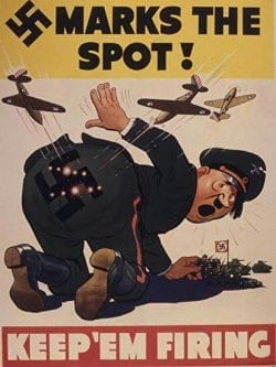 Graphic Design | Propaganda Poster – Hitler WWII Germany Third Reich
