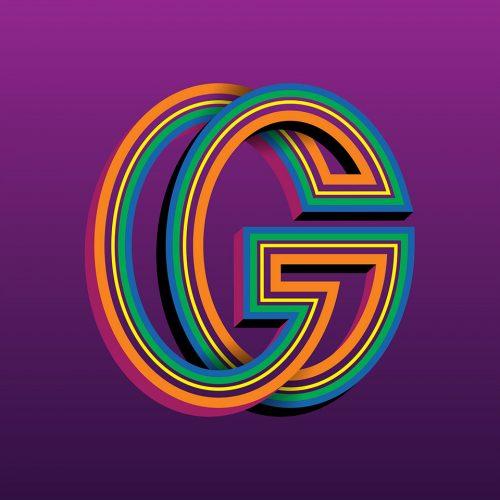 Matt W. Moore – Alphafont 2018 – Alphabet Font – Typography 005