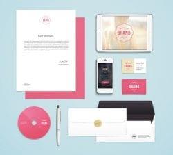 Asset   Branding / Identity MockUp Vol.4
