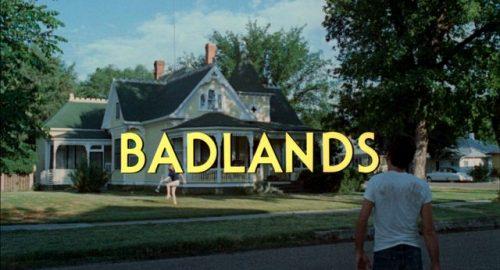 Badlands (1973), dir. Terrence Malick