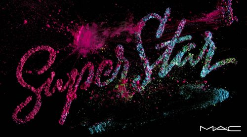 Alex Trochut | Typography Design Illustration MAC COSMETICS STYLE C SUPER STAR1-1600×889