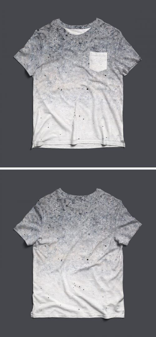 Asset   Pocket T-Shirt PSD MockUp