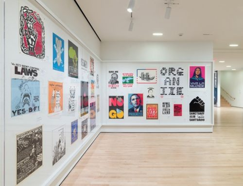 Last Call – San Francisco Moma Exhibition – Political Poster – All Rage 001
