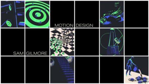 Sam Gilmore 2018 Motion Design Reel – Psychadelic, Trippy, Illusions