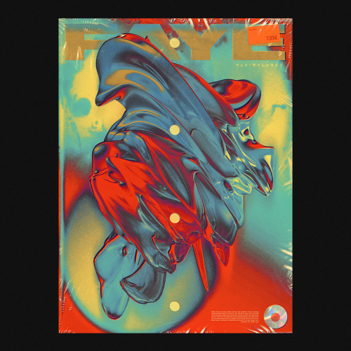 Diego L. Rodriguez – 365 Project Month 3 Fresh Poster Design 006