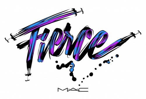 Alex Trochut | Typography Design Illustration MAC COSMETICS STYLE A FIERCE1-1600×1092