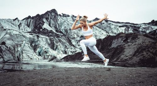 Photography – Will Graham – Run The Earth – Iceland – Athletic Wear Fash ...