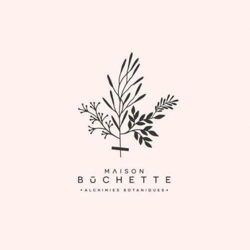 Maison Buchette Logo design