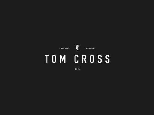 Tom Cross Logo design
