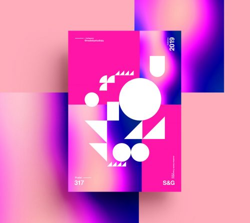 Graphic Design – Poster Design – Studio JQ 001
