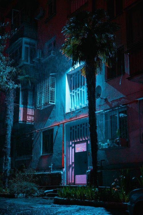 Street Photography Local Preacher – Purple Night – One Night In Russia – Vapor ...