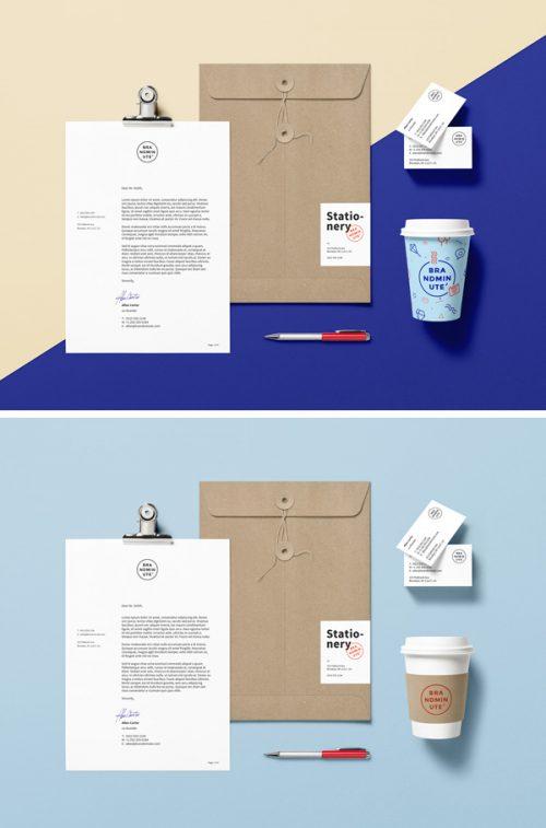 Asset | Branding / Identity MockUp Vol.15