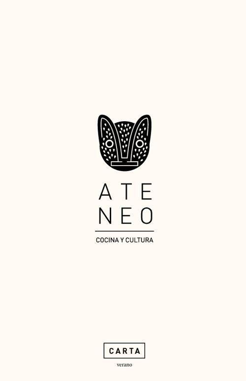 Ate Neo Cocina y Culture Logo Design