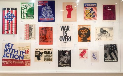 Last Call – San Francisco Moma Exhibition – Political Poster – All Rage 007