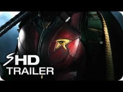 TEEN TITANS (2018) – Theatrical Trailer Concept HOLLAND RODEN, RAY FISHER (Fan Made) ̵ ...
