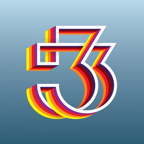 Matt W. Moore – Alphafont 2018 – Alphabet Font – Typography 003