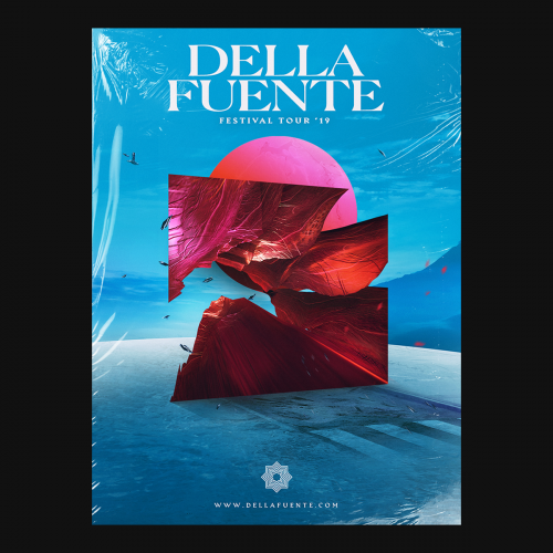 Diego L. Rodriguez – 365 Project Month 3 Fresh Poster Design 007