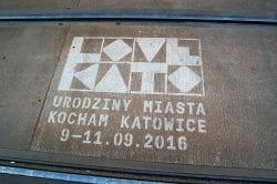 Graphic Design – Poster Design – Katowice City's 151th Anniversary Celebration ...