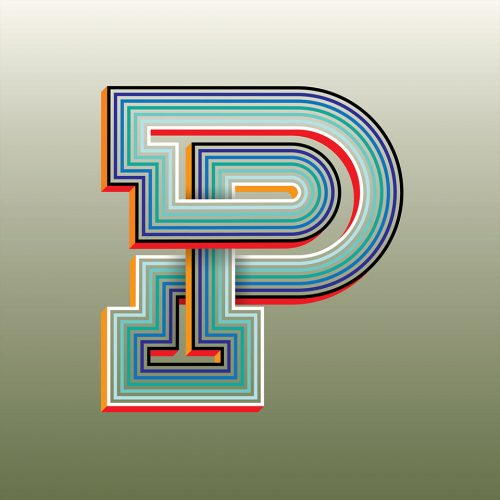 Matt W. Moore – Alphafont 2018 – Alphabet Font – Typography 011