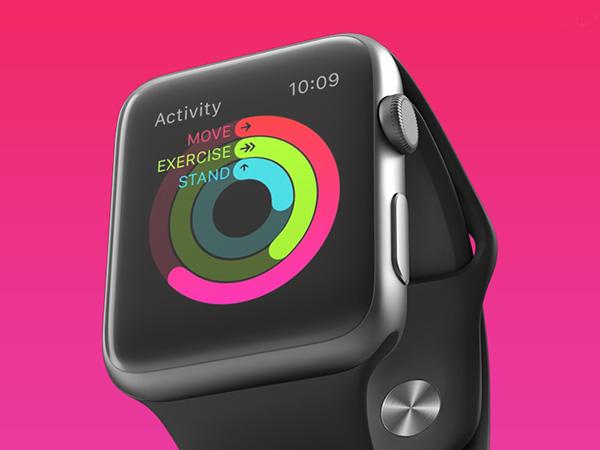 Asset | 360 Apple Watch MockUp