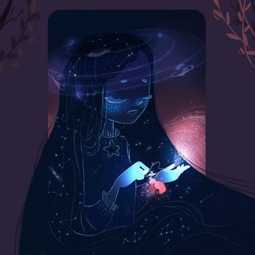 Victoriya Willy Illustration | World Story Draw – Imaginary Fantasy World 006