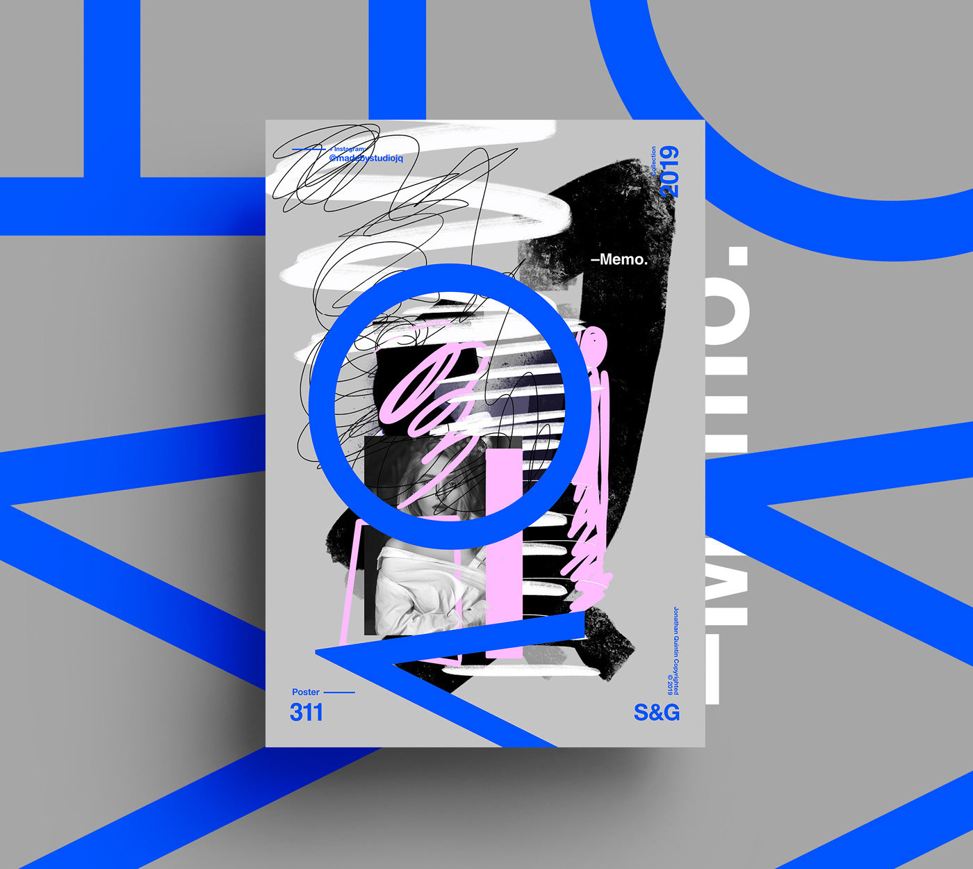 Graphic Design – Poster Design – Studio JQ 004