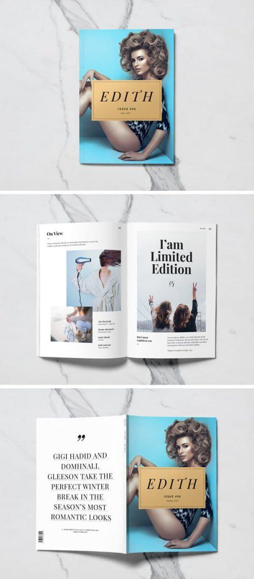 Asset | A5 Magazine MockUp