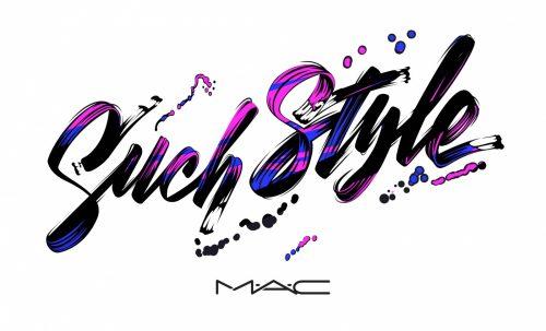 Alex Trochut | Typography Design Illustration MAC COSMETICS STYLE A SUCH STYLE1-1600×969