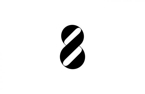 Typography : Caligraphy : Type Design – Kissmiklos – Sexy Numbers 007