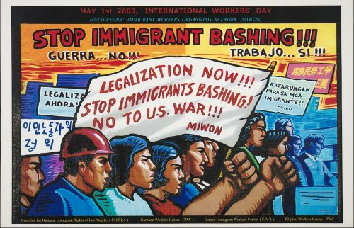 Considering The Immigrant Experience Through Political Posters | Center for the Study of Politic ...