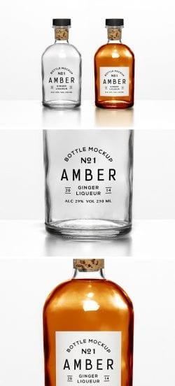 Asset | Versatile Bottle MockUp