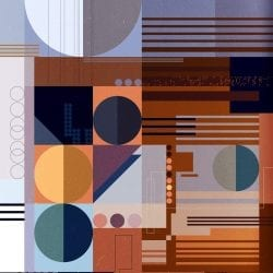 Illustration – James Gilleard – Blueprint – Deconstructed 004
