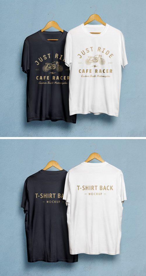 Asset | T-Shirt MockUp PSD #2