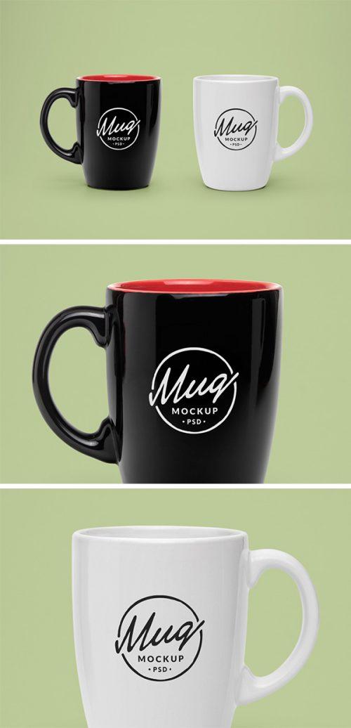 Asset | Mug PSD MockUp #2