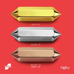 Ogilvy One Show Awards and Merits Design