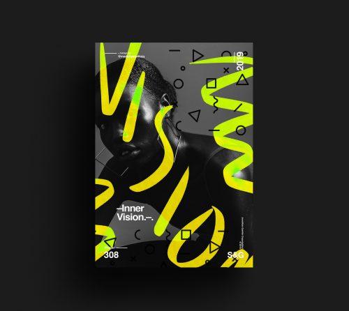 Graphic Design – Poster Design – Studio JQ 002