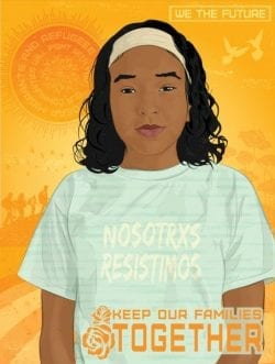 Illustrated Political Posters by Shepard Fairey of Obey and We the Future | Leah the Activist by ...