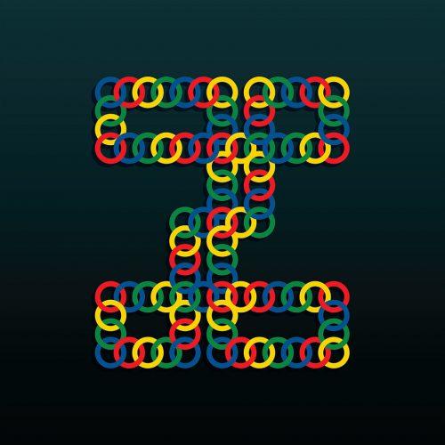 Matt W. Moore – Alphafont 2018 – Alphabet Font – Typography 002