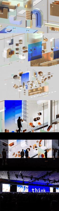 IBM Think – Construction