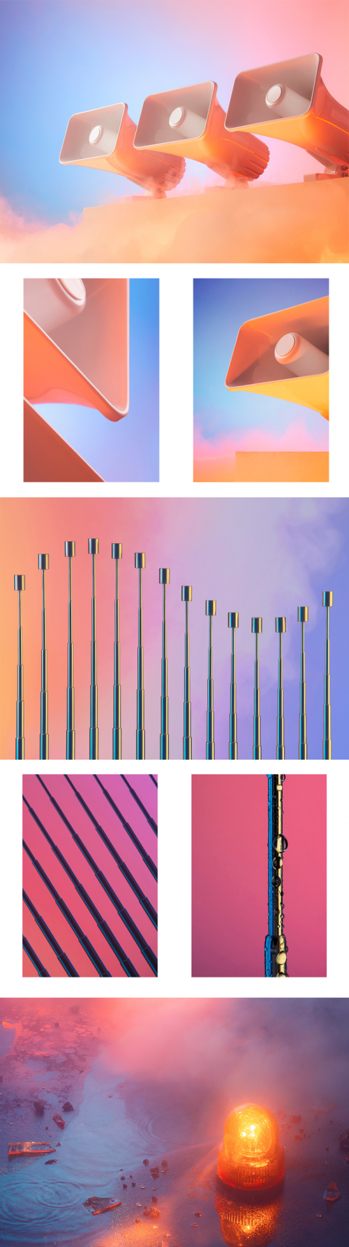 Signals – Avant Post | 3D Design