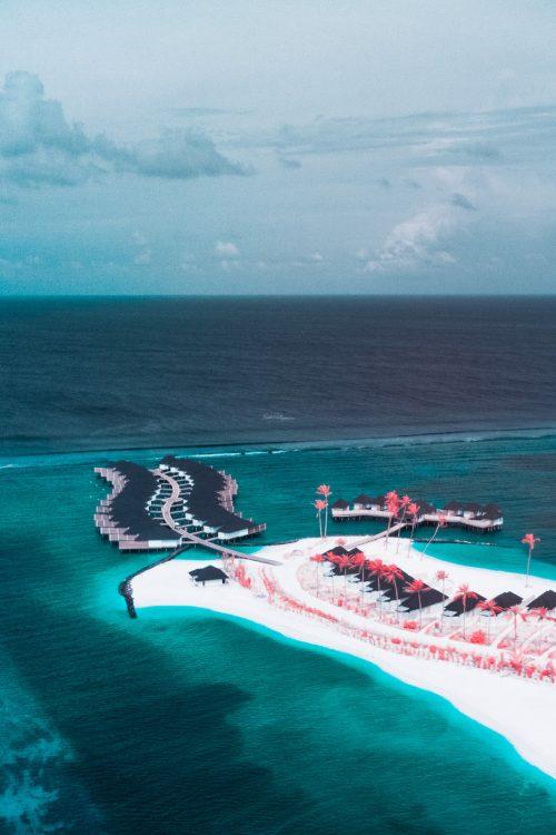 Paolo Pettigiani – The Maldives Infraland – Beautiful Infrared Island Photography 08