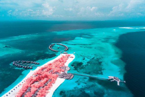Paolo Pettigiani – The Maldives Infraland – Beautiful Infrared Island Photography 02