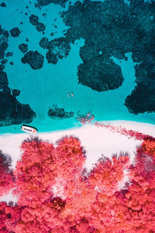 Paolo Pettigiani – The Maldives Infraland – Beautiful Infrared Island Photography 04
